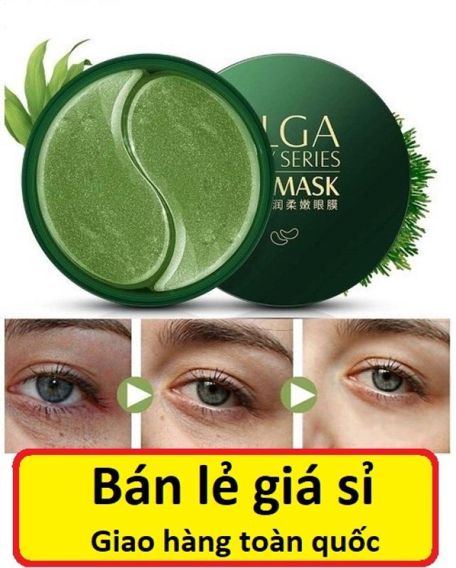 [Chuyên sỉ] Hộp 60 miếng Nạ Mắt Bioaqua Collagen, mặt nạ dưỡng ẩm, xóa bỏ quầng thâm, mờ bọng mắt giá rẻ