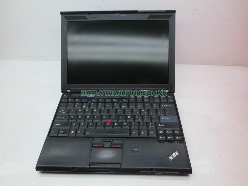 """Laptop Cũ Lenovo Thinkpad X201/ CPU Core i5–M560/ Ram 4GB/ Ổ Cứng HDD 250GB/ VGA Intel HD Graphics/ LCD 12.5"""" inch"""