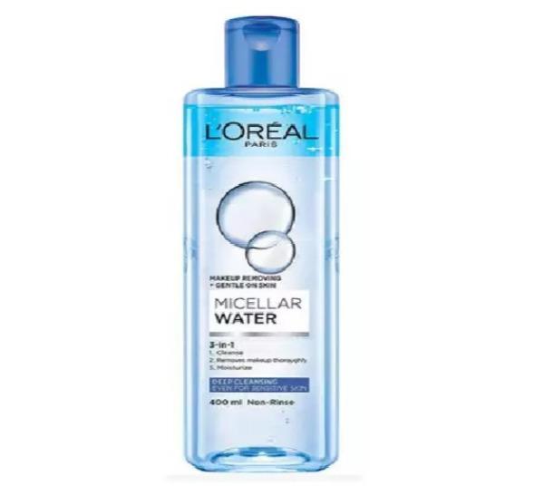 [CHAI XANH] Nước tẩy trang SẠCH SÂU cho mọi loại da LOreal Paris 3-in-1 Micellar Water 400ml giá rẻ