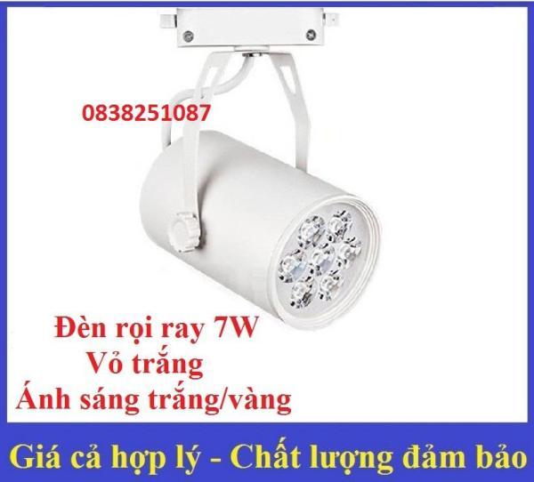 Đèn LED soi tranh 7w cao cấp ( Thân trắng )