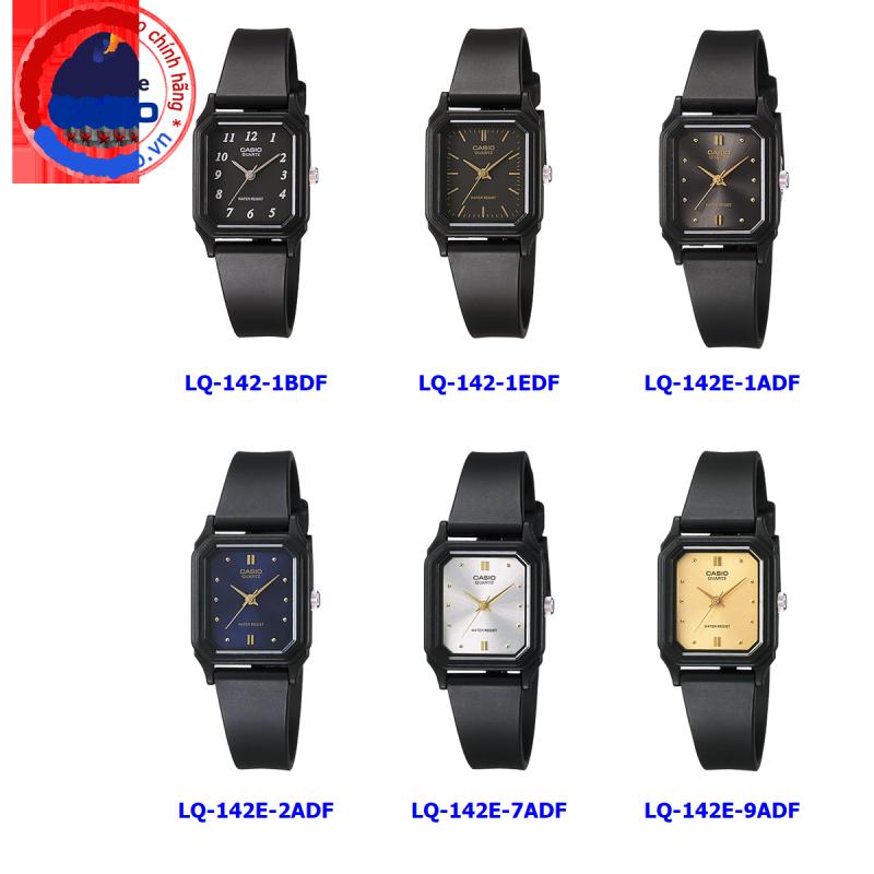 Đồng hồ nữ Casio LQ-142 ❤️ 𝐅𝐑𝐄𝐄𝐒𝐇𝐈𝐏 ❤️ Đồng hồ Casio chính hãng Anh Khuê đồng hồ đẹp giá rẻ
