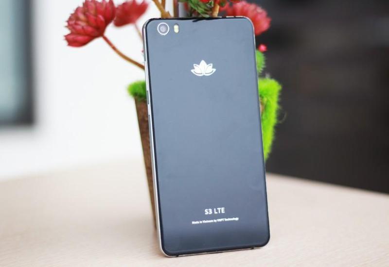 Smart Phone Điện Thoại Thông Minh Cảm Ứng Vivas Lotus S3 LTE Giá Rẻ
