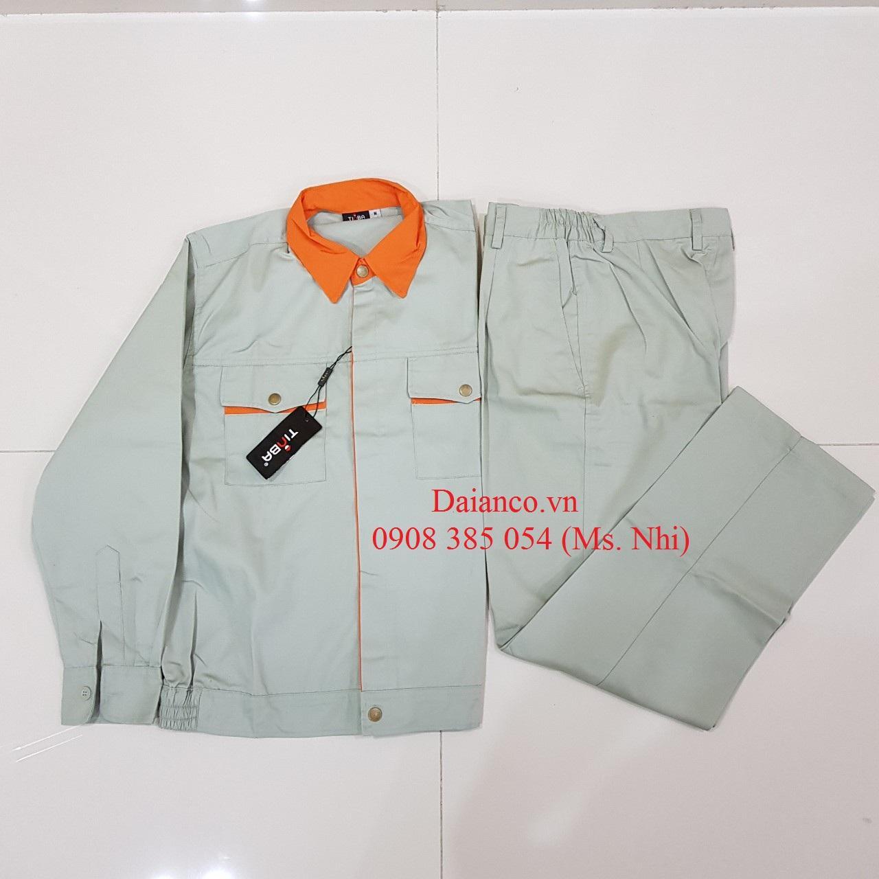 [HCM] [Tinba 04]SALE OFF Quần áo vải pangrim Hàn Quốc mẫu Tinba 04- Hình thật, có sẵn