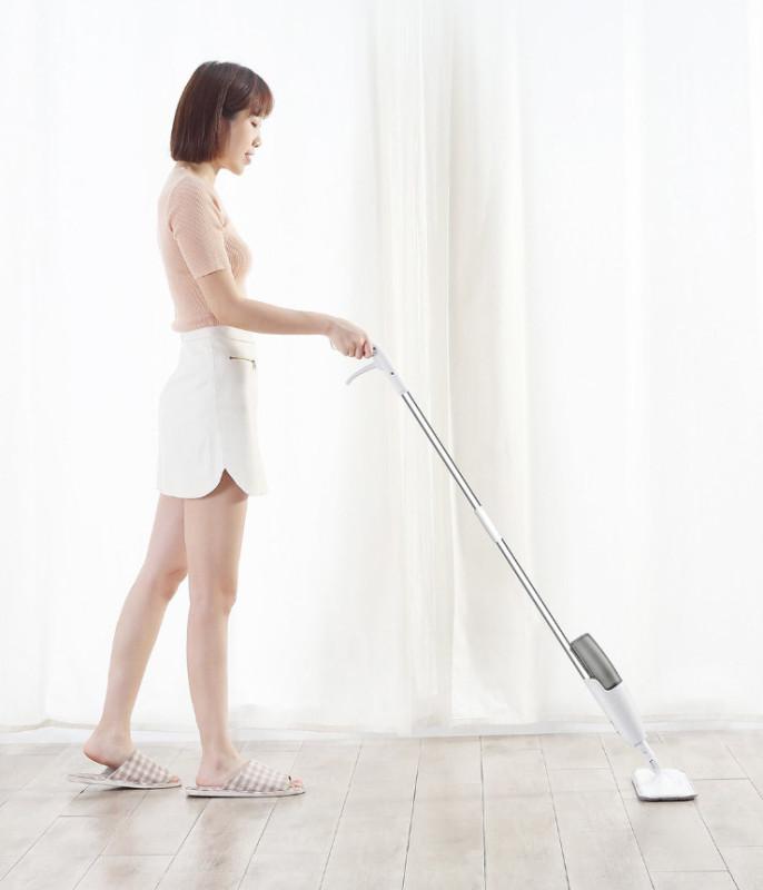 [HÀNG XỊN] Cây Lau Sàn Nhà Mẫu Mới -  [BẢO HÀNH 6 THÁNG] Giúp Sạch Bụi Bẩn Trên Mọi Sàn Nhà, Loại bỏ các vết bản cứng đầu.