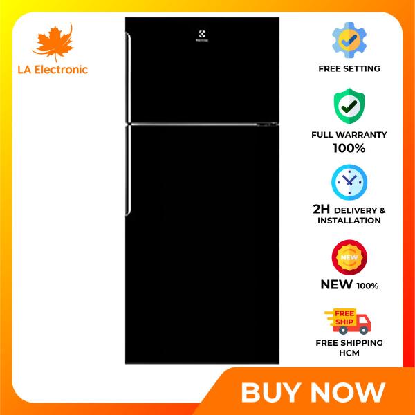 Trả Góp 0% - Tủ lạnh Electrolux Inverter 503 lít ETB5400B-H - Miễn phí vận chuyển HCM