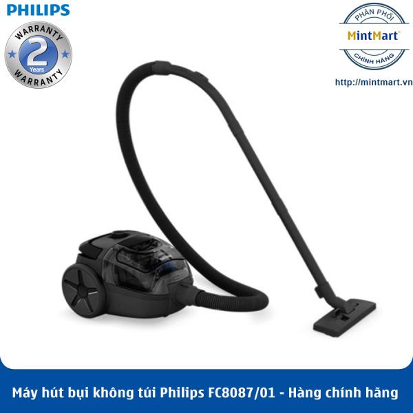 Máy Hút Bụi Philips FC8087 (1400W) - Hàng Chính Hãng - Bảo Hành 2 Năm Toàn Quốc