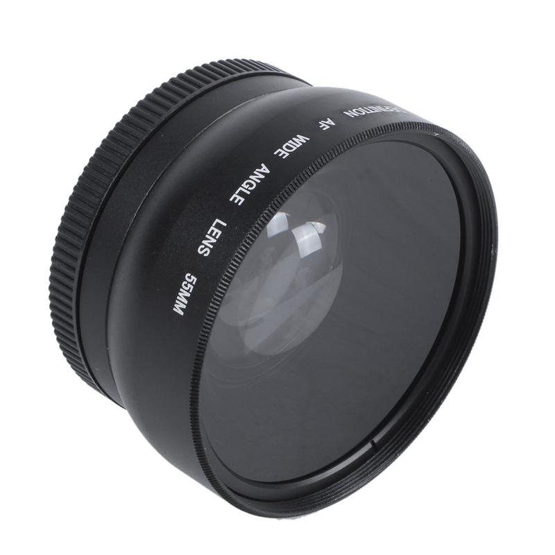 Giá 55mm Super Wide Angle Lens 0.45x professional HD