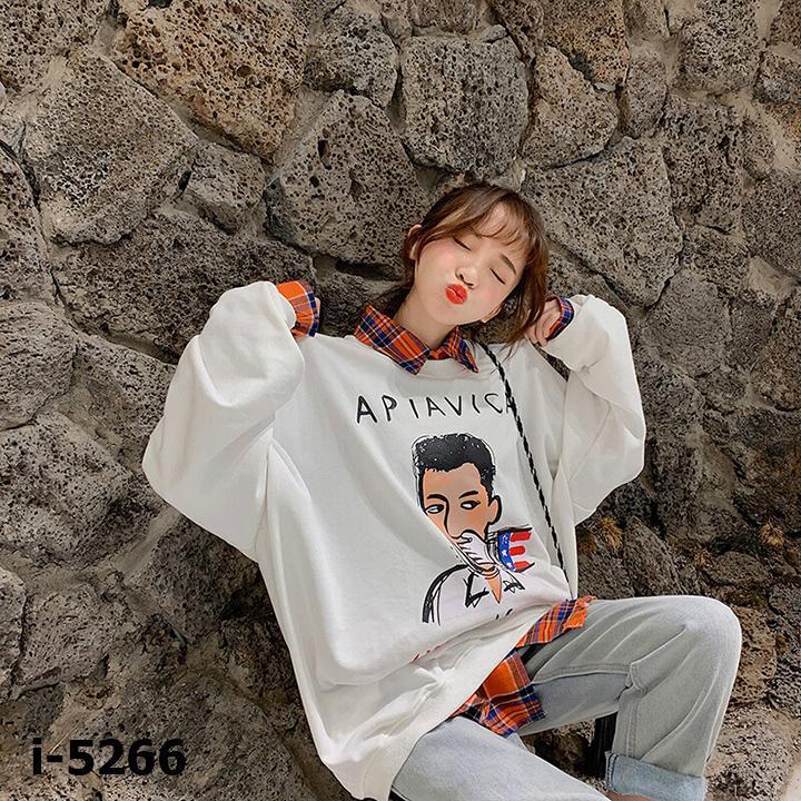 Áo Sweater Thu Đông Nam Nữ Hot Trend Big Size <100KG Vải Nỉ Bông Dày Mịn CAO CẤP - SW18