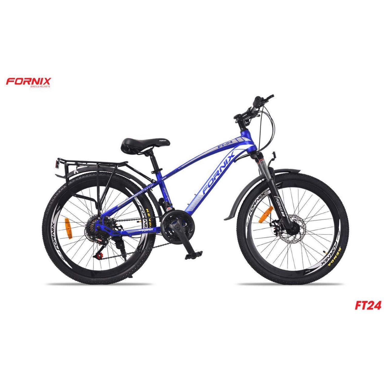 Mua Xe đạp địa hình FT24 màu XANH DƯƠNG