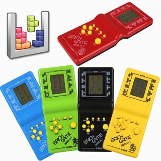 Máy Chơi Điện Tử Cầm Tay Huyền Thoại Brick Game- [Game Huyền Thoại ] Máy Trò Chơi Điện Tử Siêu Kinh Điển Brick Game, máy điện tử cầm tay, trò chơi điện tử 9x thumbnail