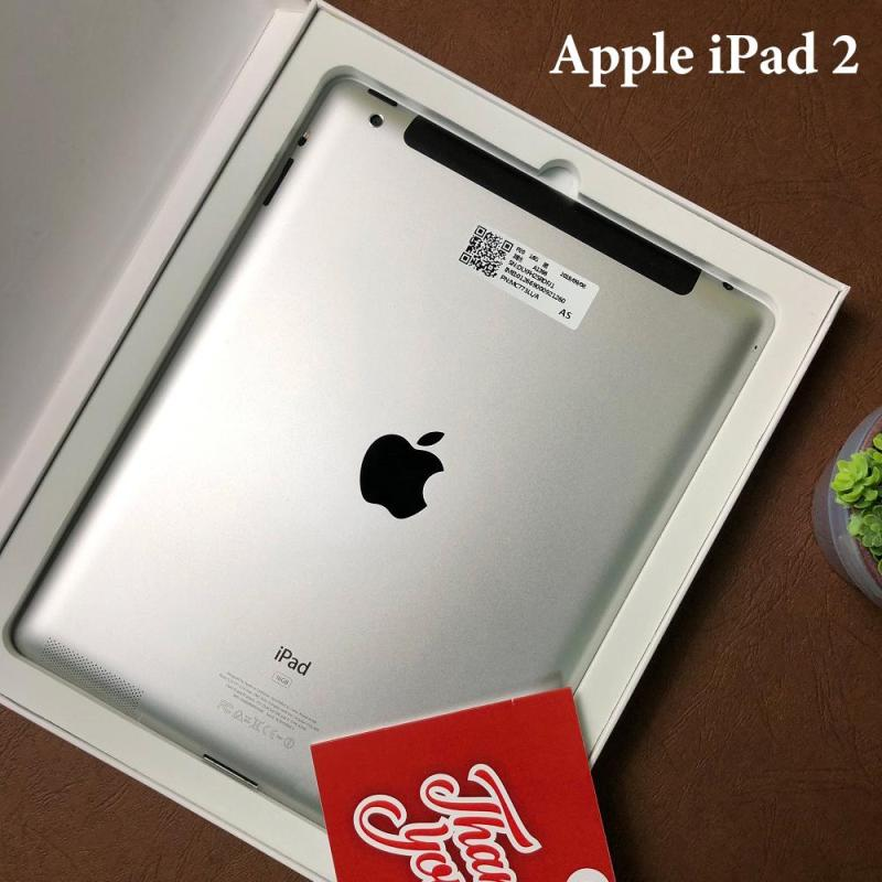 Máy tính bảng giá rẻ, máy tính bảng thông minh giá rẻ iPad2 3G Sài Sim 16GB thương hiệu Táo cảm ứng dung lượng pin cao cảm ứng nhạy phù hợp lên mạng lướt web, face, youtub học tiếng anh