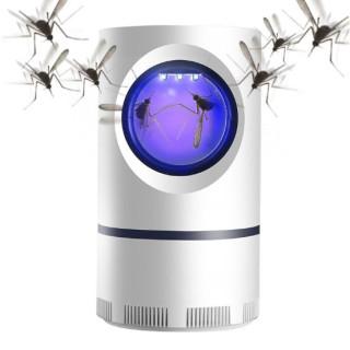Đèn bắt muỗi thông minh [BG-360] - Ánh sáng im lặng không độc hại, phạm vi hoạt động 20- 40m2 thumbnail