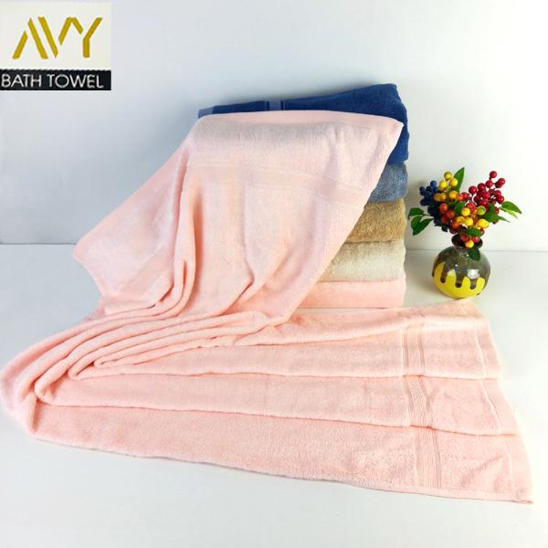 Khăn tắm cao cấp sợi tre, mềm mịn, dày dặn, thấm hút tốt, khăn tắm khổ lớn, không hôi nhớt, 60x120cm