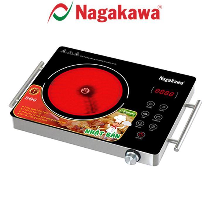 Giá Bếp hồng ngoại Nagakawa NAG-0701 - Hẹn giờ thông minh