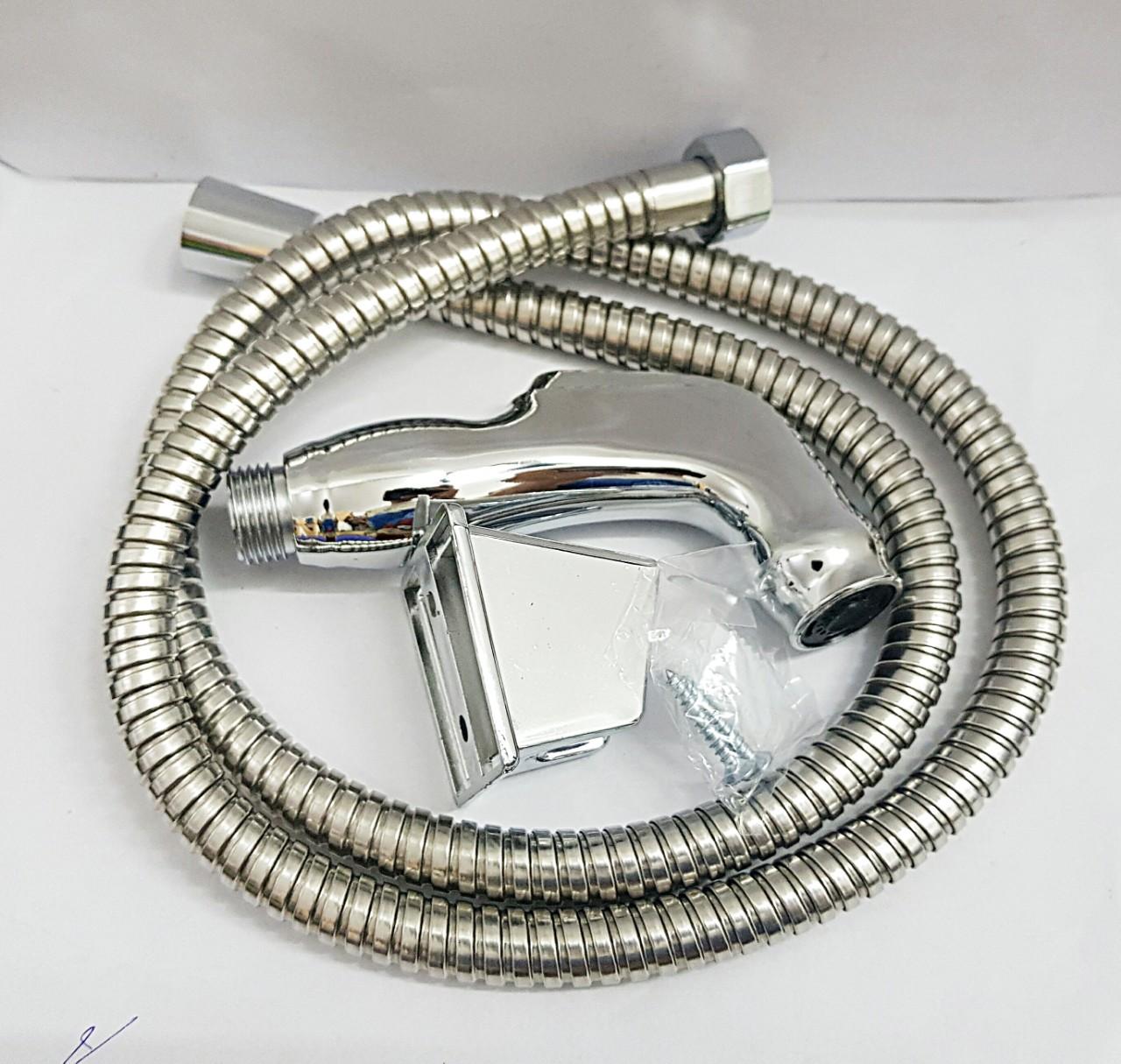 [HCM]Bộ vòi xịt vệ sinh toilet áp lực mạnh mang đến sự sang trọng và đẳng cấp cho phòng tắm vệ sinh