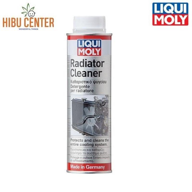 Súc Két Nước 300ml Liqui Moly Radiator Cleaner 1804 - Dung Dịch Vệ Sinh Két Nước
