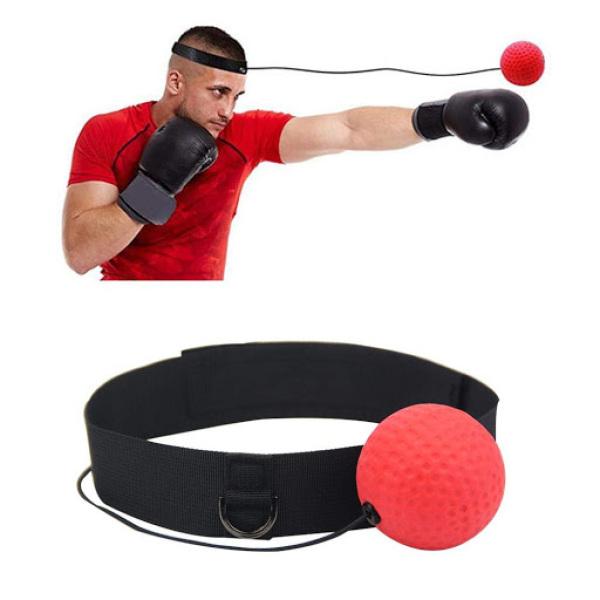 Bóng Tập Phản Xạ Boxing Treo Đầu 1 Bóng (Hàng Loại 1)
