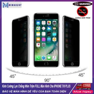 [HCM]Kính cường lưc kính cường lực chống nhìn trộm iphone kính cường lực chống mỏi mắt khi nhìn điện thoại lâu ( thế hệ mới 2020 ) kính cường lực full màn hình cho IPhone 7 8plus-IP X- XS -XS MAX - 11- 11 PRO MAX - MIMAX247 thumbnail