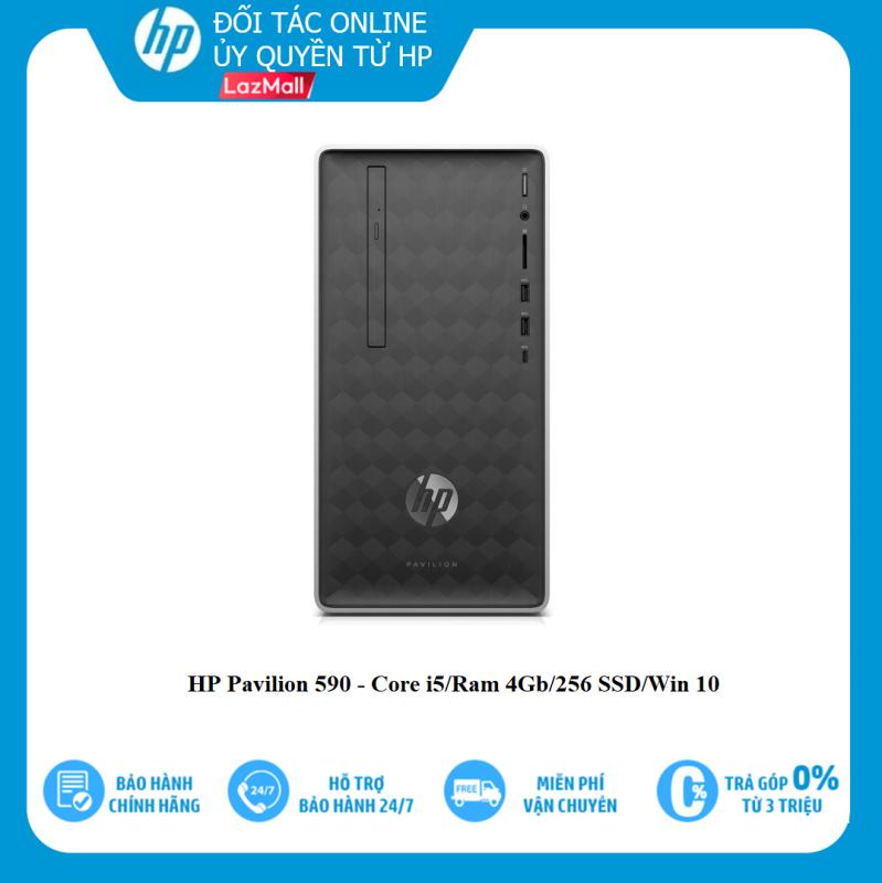 Bảng giá Máy tính để bàn HP Pavilion 590-P0114d 6DV47AA/ Core I5/Ram 4gb/ 256gb Ssd/ Windows 10 home, đa dạng sản phẩm, cam kết sản phẩm như hình, hàng như mô tả Phong Vũ
