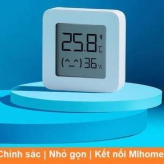 Nhiệt Ẩm Kế Xiaomi Mijia gen2 - Ẩm kế thông minh Xiaomi Mijia gen2 BH 15 NGÀY -dc4303 thumbnail