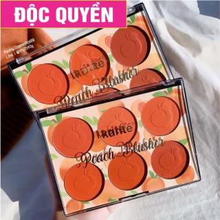 [HCM]Má hồng 6 màu Peach Blusher tone cam đào đang hot ạ thumbnail