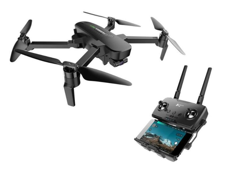 Flycam Hubsan Zino Pro – Gimbal 3 trục, Ultra HD 4K, 23 phút