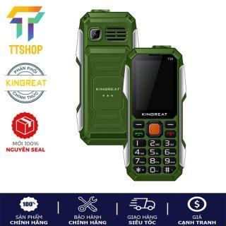 Điện thoại Kingreat T39 - Pin khủng - Loa to - Hàng chính hãng thumbnail