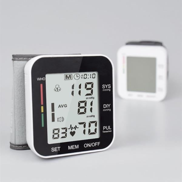 [HCM]Máy đo huyết áp bằng cổ tay MEM dùng pin bán chạy