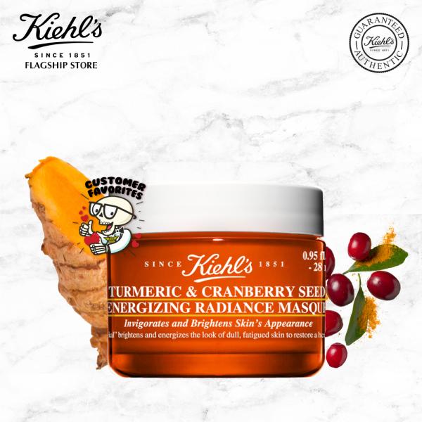 Mặt Nạ Nghệ Việt Quất Kiehls Turmeric & Cranberry Seed Energizing Radiance Masque 28ML
