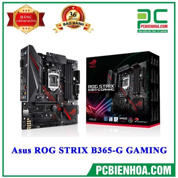 Bảng giá Bo mạch chủ ASUS ROG STRIX B365G GAMING Phong Vũ