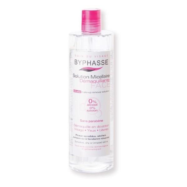 Nước tẩy trang nước tẩy trang sạch sâu Byphasse 500ml đảm bảo cung cấp các sản phẩm đang được săn đón trên thị trường hiện nay cao cấp