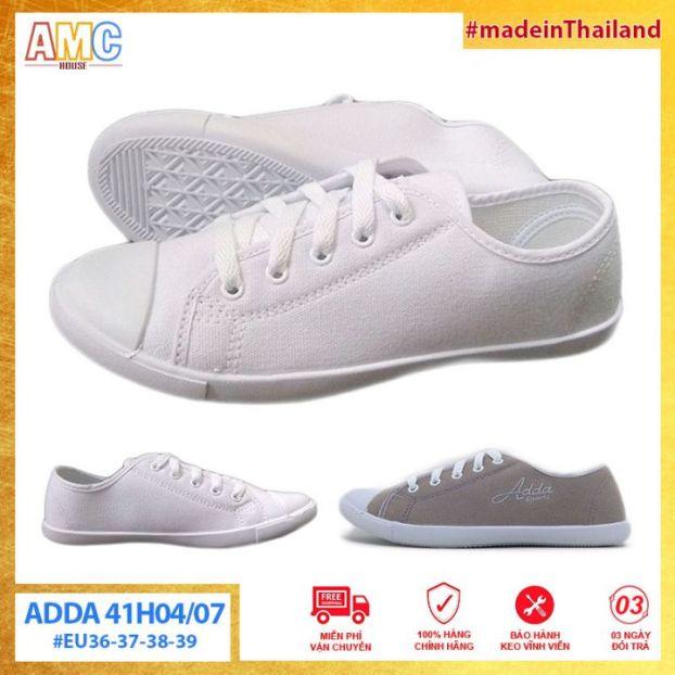 Giày bata vải học sinh Thái Lan siêu nhẹ ADDA 41H07 giá rẻ