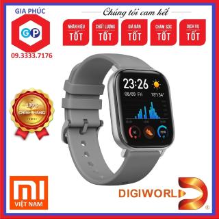 Đồng Hồ Thông Minh Huami Amazfit GTS - Hàng chính hãng Digiworld thumbnail