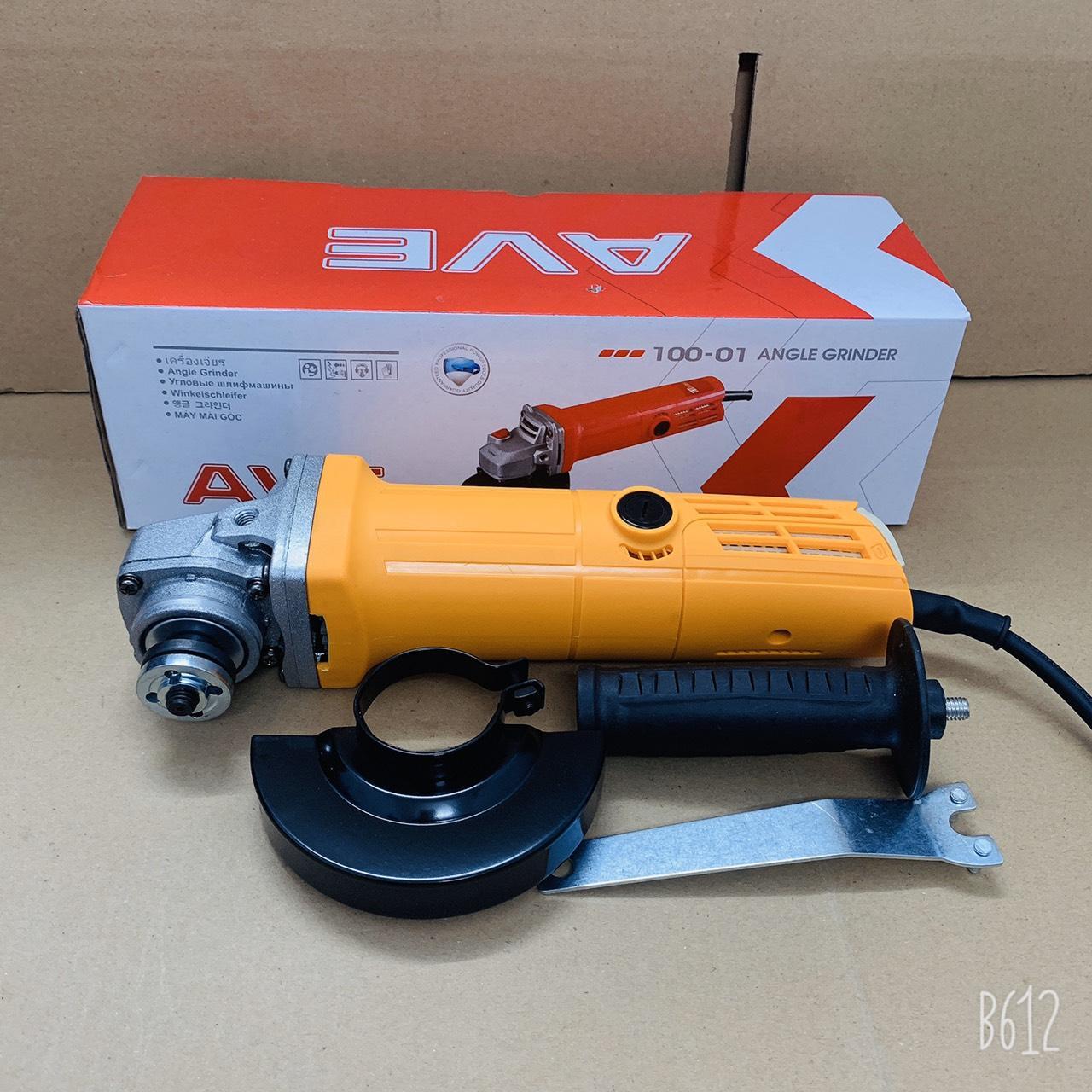 Máy mài, máy cắt cầm tay AVE 720W (Tặng kèm 1 lưỡi cắt sắt)