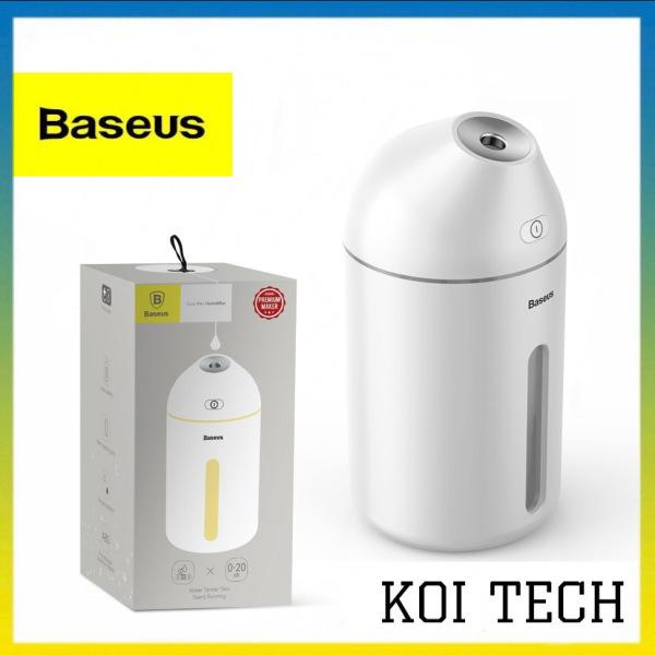 Baseus C9 320ml máy phun sương tinh dầu nước hoa đa năng tạo độ ẩm thương hiệu cao cấp dung tích - Koi Tech