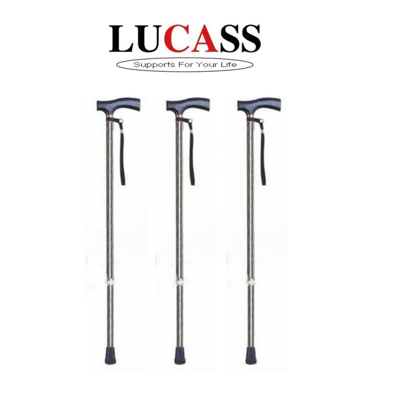 Gậy chống 1 chân chống trượt Lucass Y590 cho người già, người tai nạn chấn thương tốt nhất