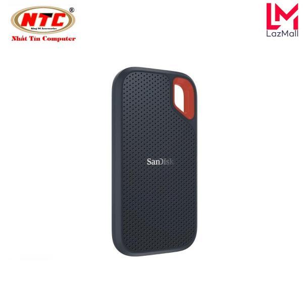 Giá Ổ cứng di động SSD Sandisk Extreme Portable E60 USB 3.1 500GB 550MB/s (Đen)