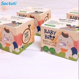 Gạc rơ lưỡi Baby bro Hàn Quôc - Soctuti thumbnail