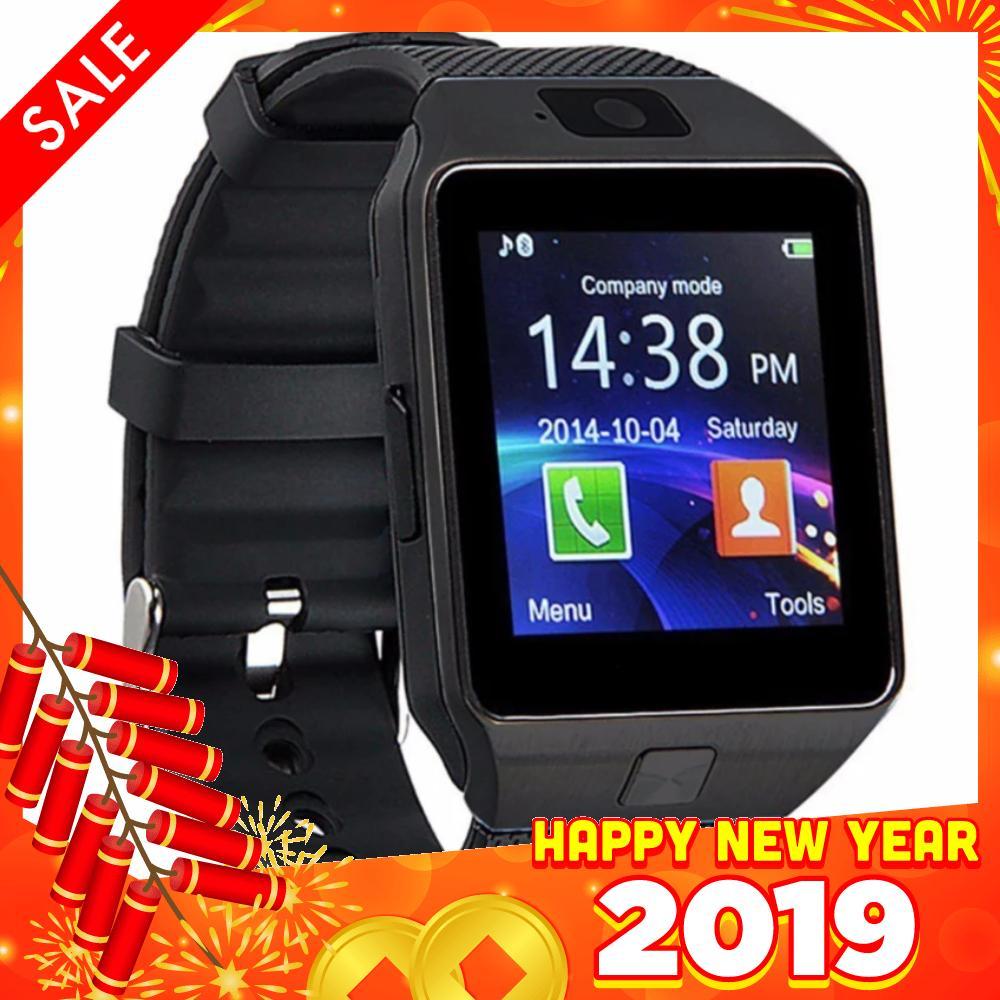 Đồng hồ thông minh SmartWatch M9 (Đen)
