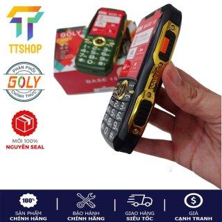 Điện thoại Goly Base 15 Phím số to, Loa lớn , Pin Trâu - Hàng chính hãng mới nguyên seal thumbnail