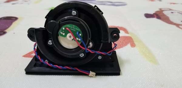 Quạt robot hút bụi DD35/DJ35 Ecovacs
