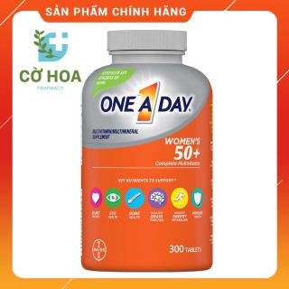 Vitamin tổng hợp cho nữ trên 50 tuổi One A Day Women s 50+ - Hộp 300 viên thumbnail