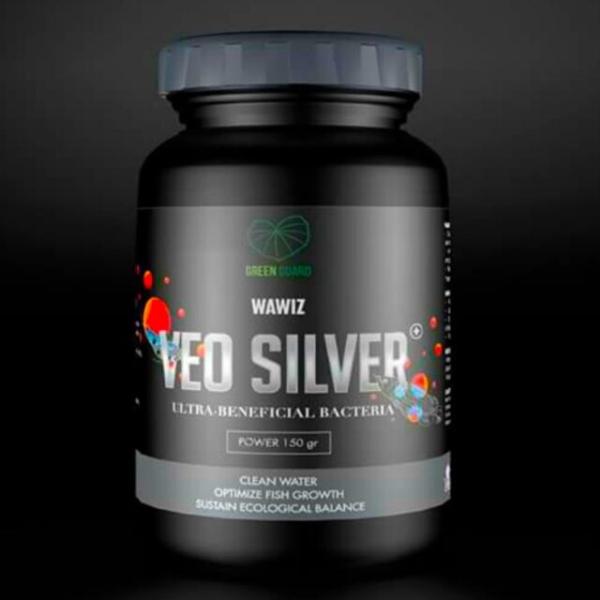 Men Vi Sinh Wawiz Veo Silver Lọ 150G - Hàng Công Ty