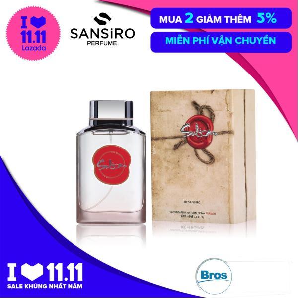 Nước hoa Sansiro 100ml cho nam - Sultan E141