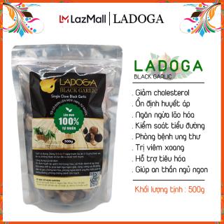 Tỏi Đen Ladoga túi 500g thumbnail