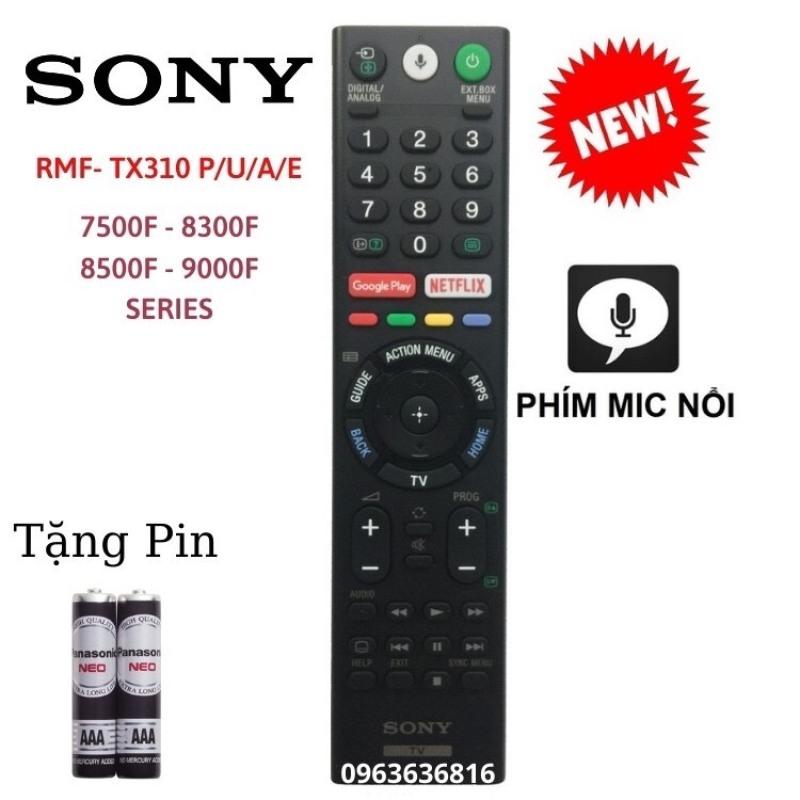 Bảng giá [FREESHIP 50K] Remote tivi sony ✔ Điều khiển tivi Sony giọng nói RMF-TX310P - CHÍNH HÃNG