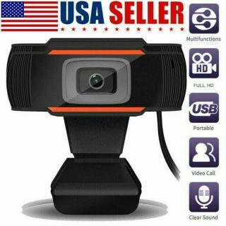 Webcam máy tính HXSJ S20 ( GIẢM GIÁ CỰC SỐC ) Webcam pc laptop học online, trực tuyến , Webcam HD tích hợp Mic truyền tải âm thanh trung thực, hình ảnh sắc nét thumbnail