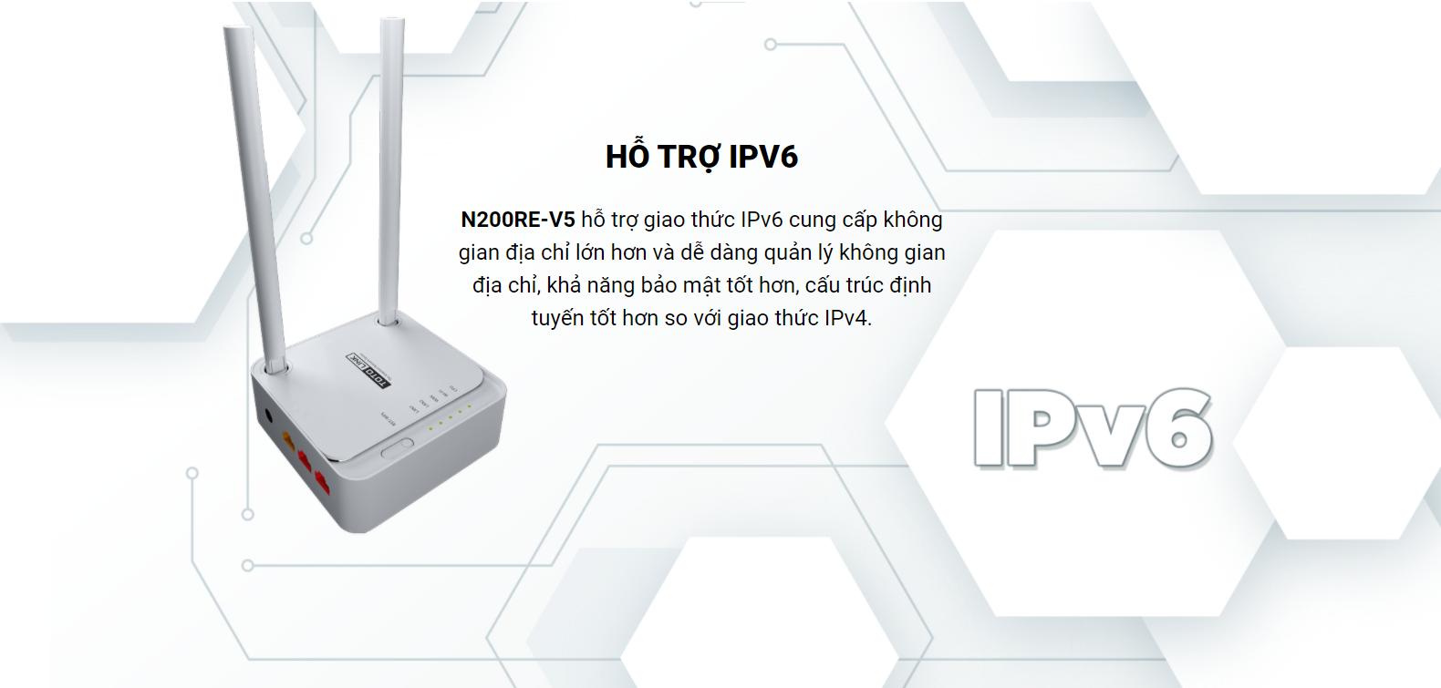 [HCM]Router WiFi 300Mbps TOTOLINK N200RE-V4/ V5 - Hãng Phân Phối Chính Thức
