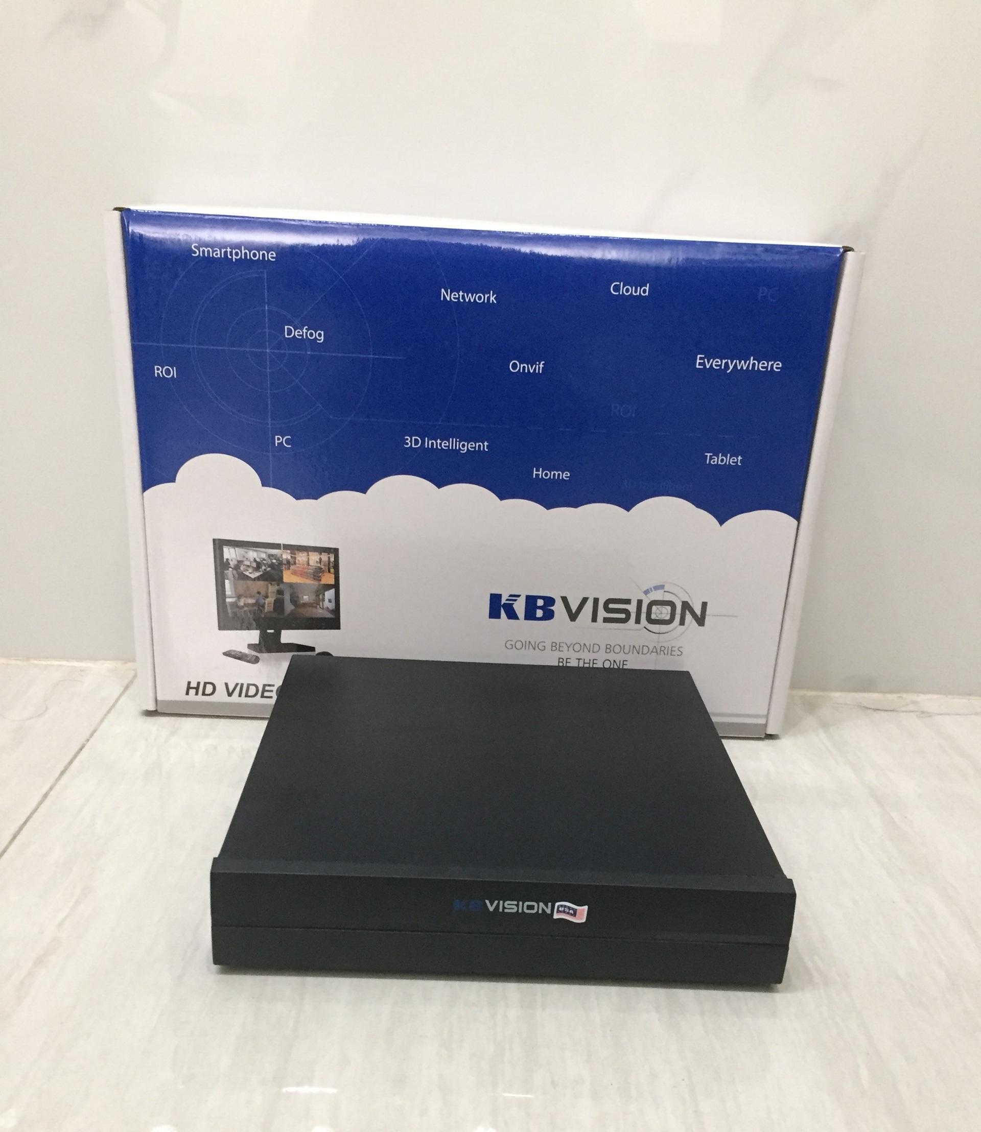 Đầu ghi hình Mini HD (5 in 1) 4 KÊNH KX-7104SD6, BH 2 NĂM