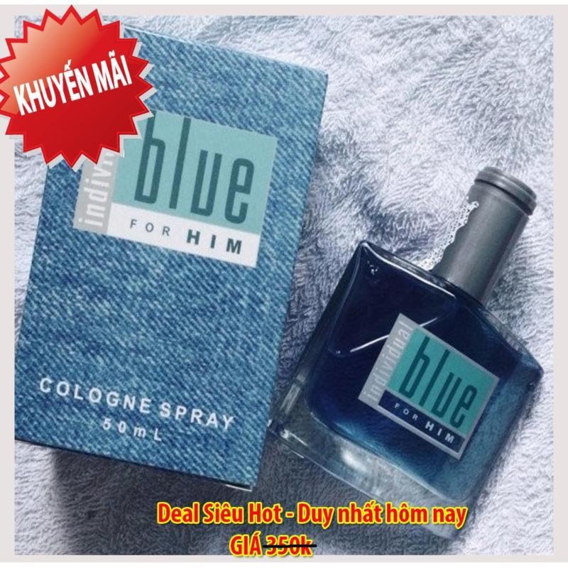 Nước Hoa Nam Blue For Him Cao Cấp (Dạng Xịt 50ml)